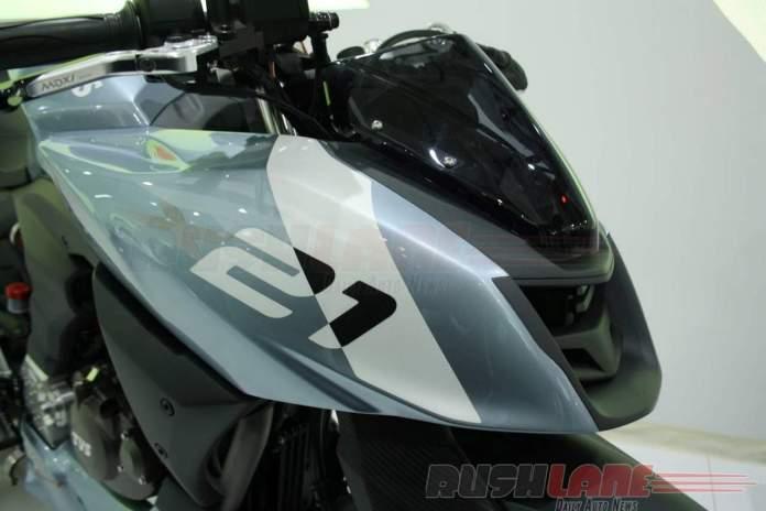 TVS Apache 200 X21 Concept