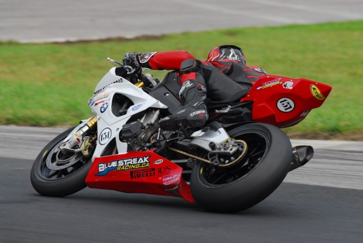 Bodhi Edie returns to CSBK