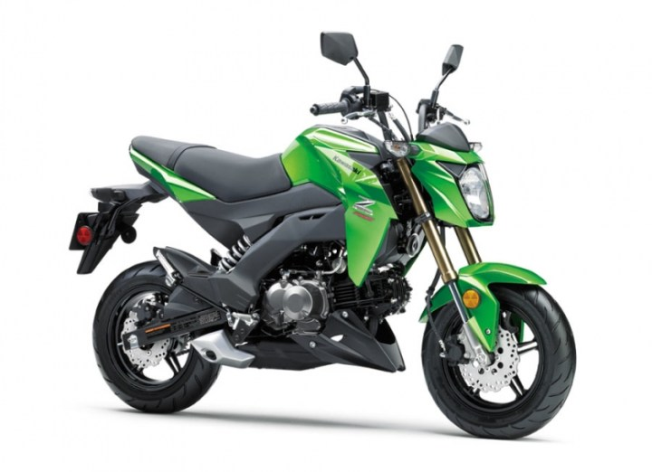 Kawasaki giving away three bikes at the Toronto Motorcycle Show