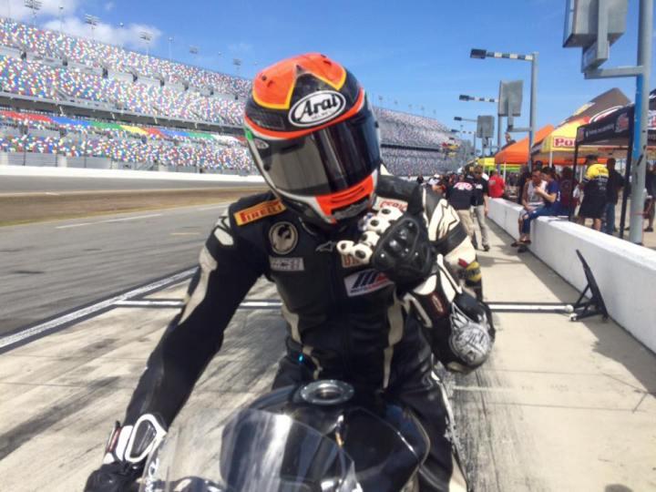 Darren James returning to Daytona 200