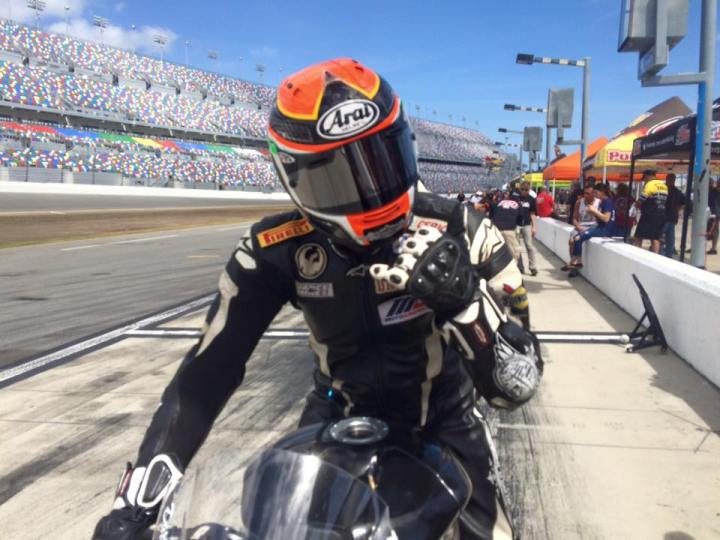 Tomorrow, watch the Daytona 200 for free online