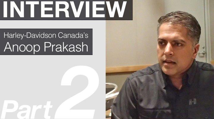 Interview with Anoop Prakash – part 2