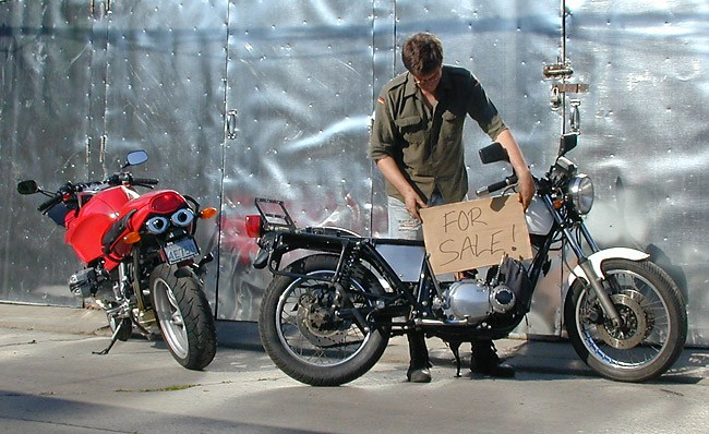How to: Buy a used motorcycle