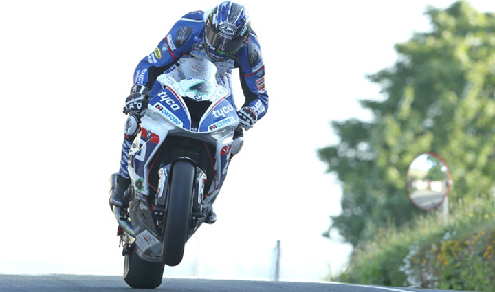 Isle of Man TT underway, and Ian Hutchinson is the man to beat