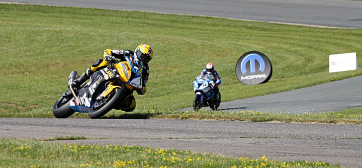This weekend, CSBK visits Shubenacadie