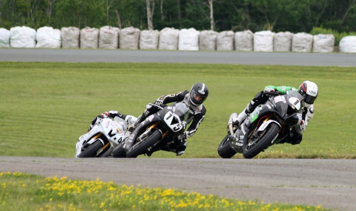 CSBK titles will be decided at CTMP this weekend
