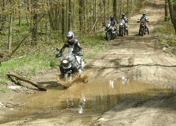 Ontario BMW GS Challenge coming at end of September