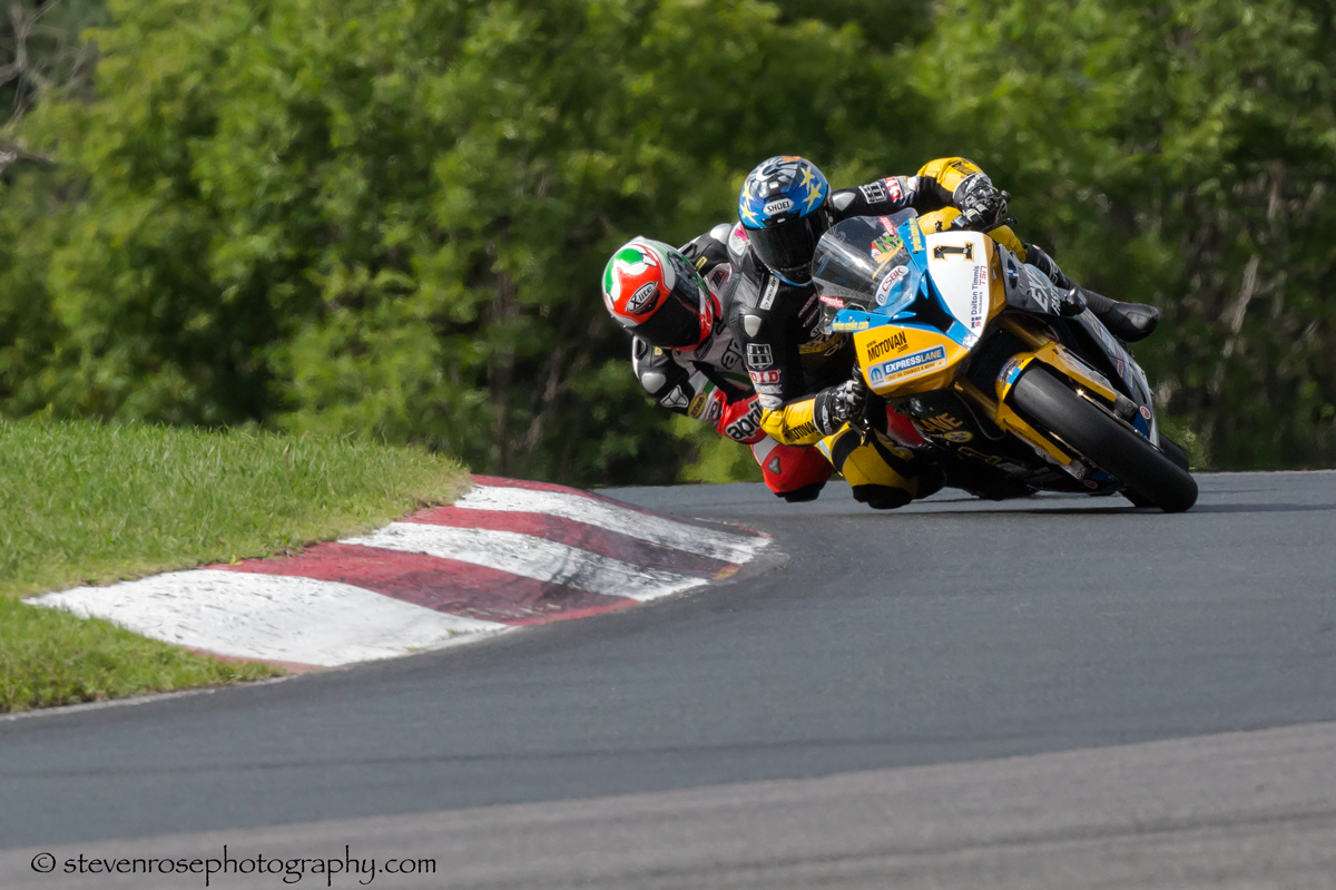 Canadian Superbike series updates