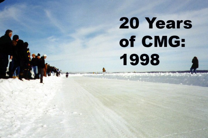 20 Years of CMG: The Numb Bum