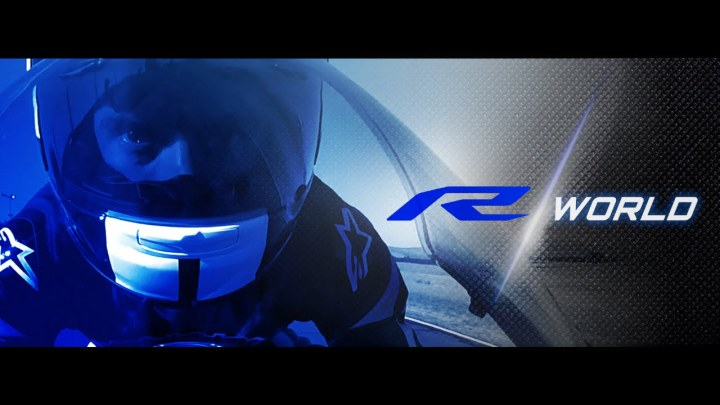 Video tips new Yamaha sportbike