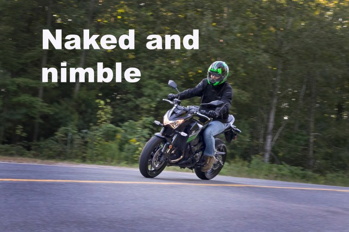Ride Review: Kawasaki Z800 ABS