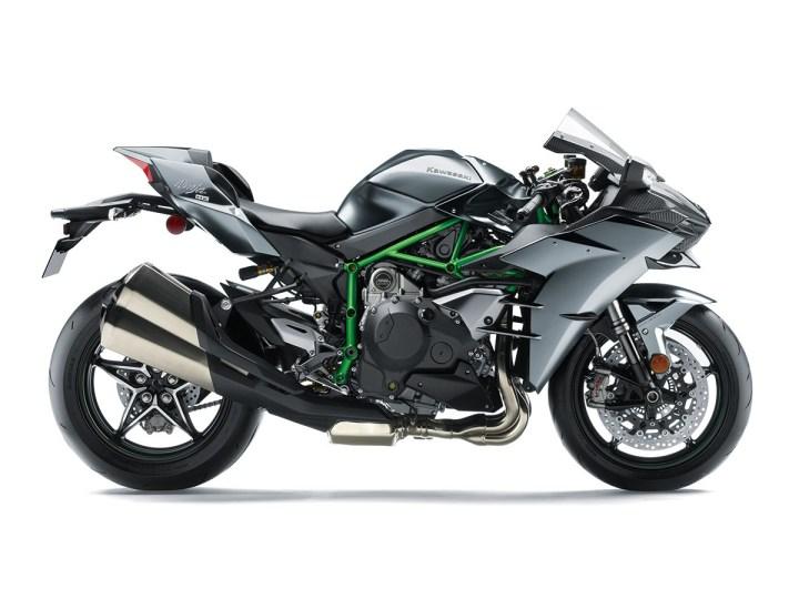 Intermot: Kawasaki updates H2, H2R, introduces H2 Carbon