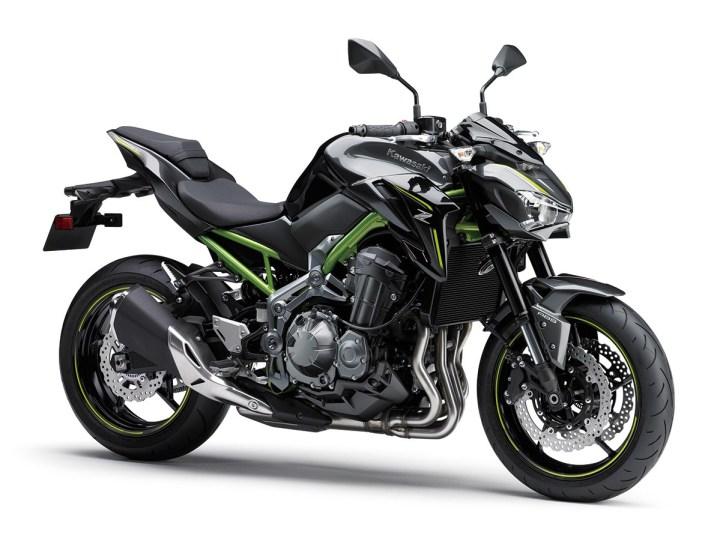 EICMA: Kawasaki Z900 is officially revealed