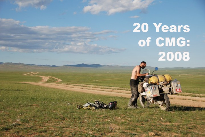 20 Years of CMG: Mongolia with Rene Cormier