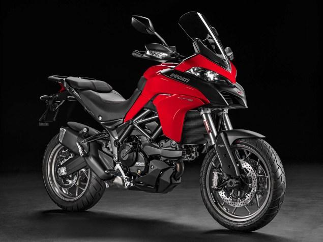 EICMA: Ducati's baby Multistrada