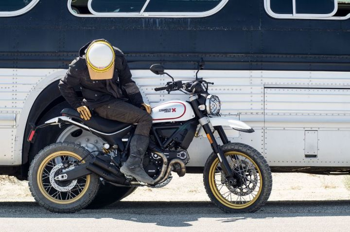 EICMA: Ducati Scrambler Desert Sled is straight from the 1970s
