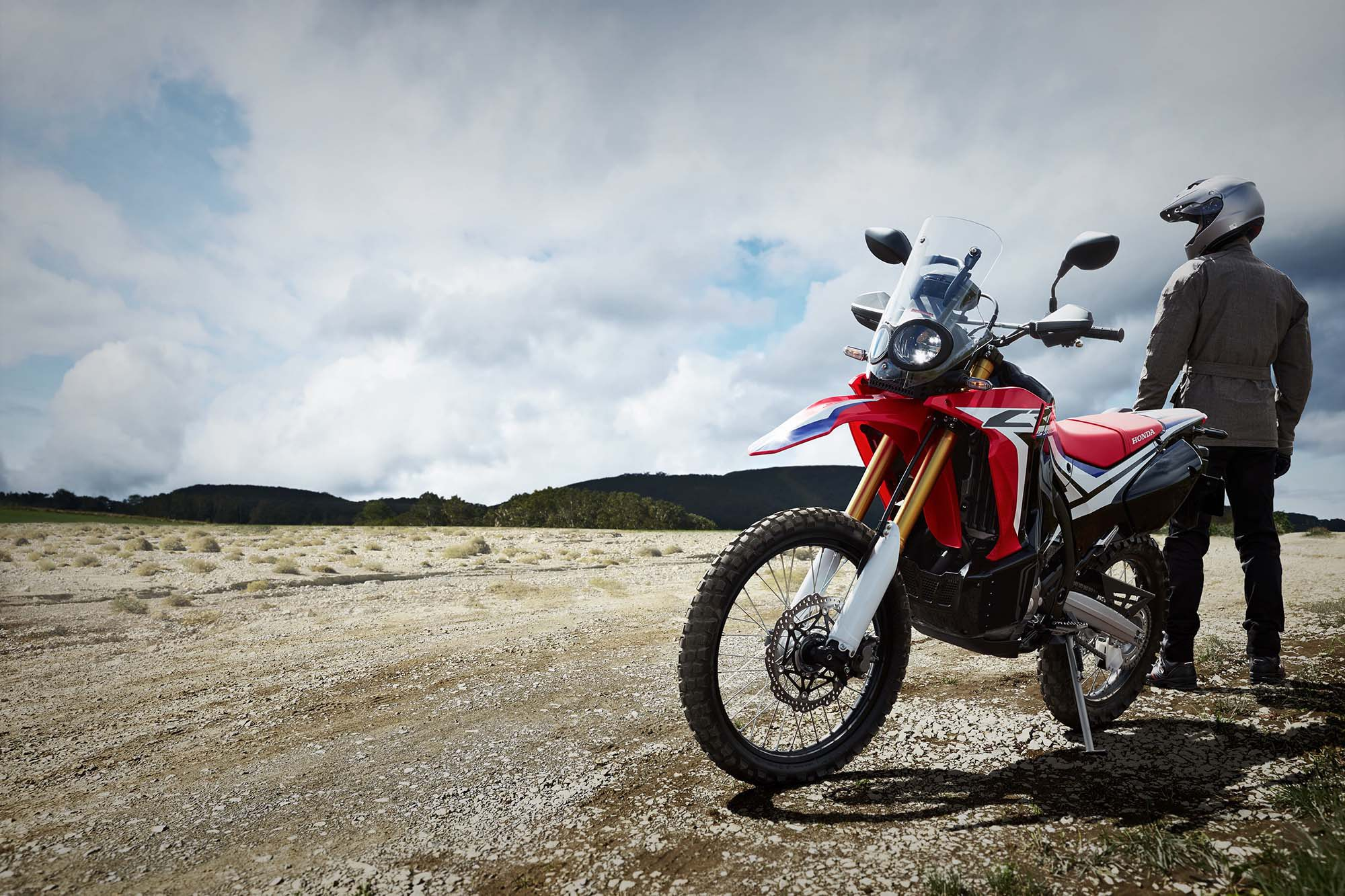 EICMA: At last! Honda's new CRF 250L and Rally | Canada Moto Guide
