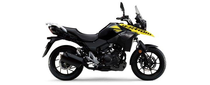 Suzuki announces V-Strom 250 price in UK