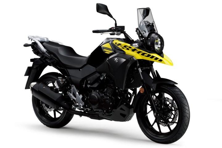 EICMA: Suzuki confirms V-Strom 250
