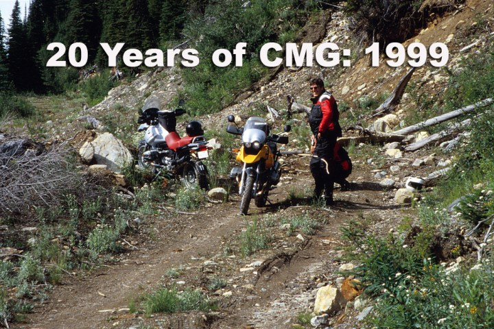 20 Years of CMG: The launch of the R1150 GS