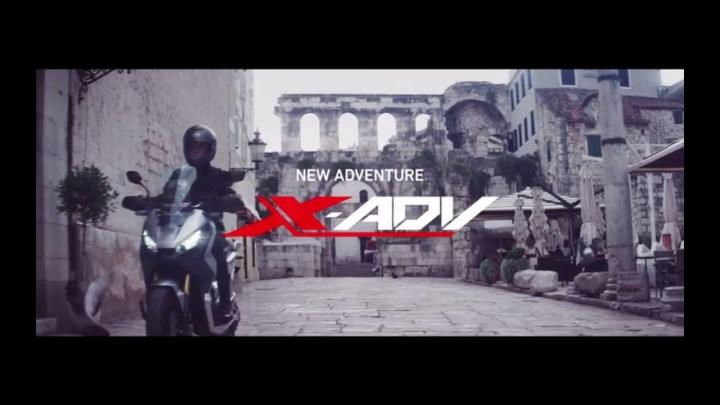 EICMA: Honda X-ADV breaks cover