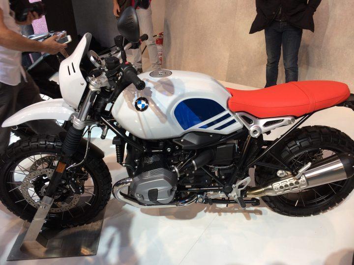 EICMA: BMW Urban GS is a new, old-school, air-cooled adventure bike
