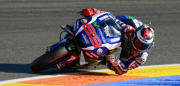 Race report: Valencia GP