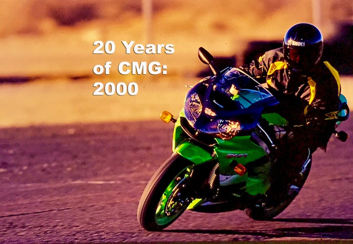 20 Years of CMG: The infamous Kawasaki launch