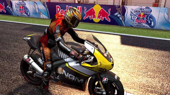 The MotoGP arcade game is a good reason to save your quarters