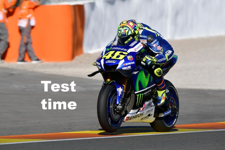 Moto GP testing begins for 2017 season
