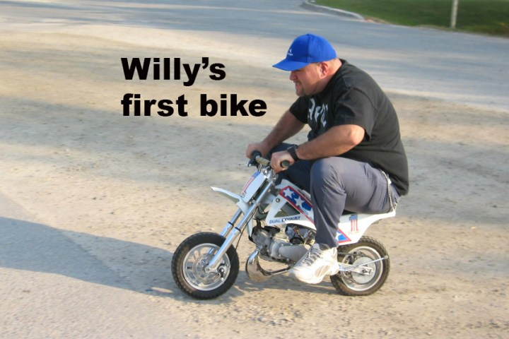 Willy's first love – the Zed 50