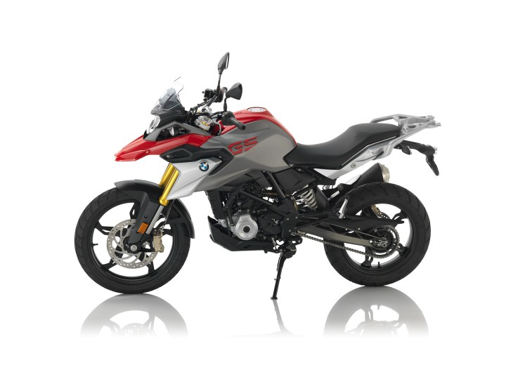 Rally Raid builds ADV kit for BMW G310 GS