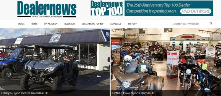 Dealernews is back