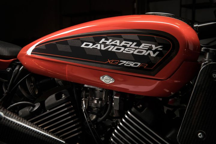 Harley-Davidson ramps up promotion for new XG750R flat track bike