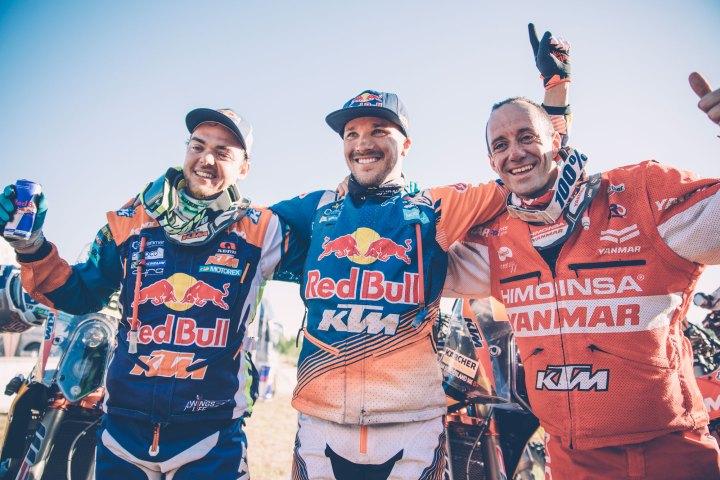 2017 Dakar, Stage 12