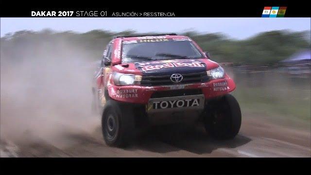 2017 Dakar, Stage 1