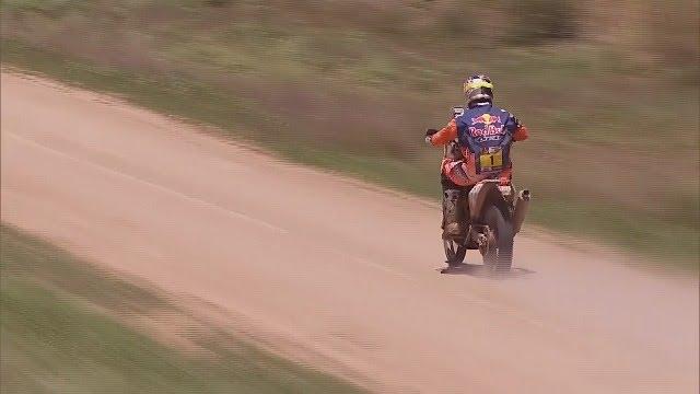 2017 Dakar, Stage 2