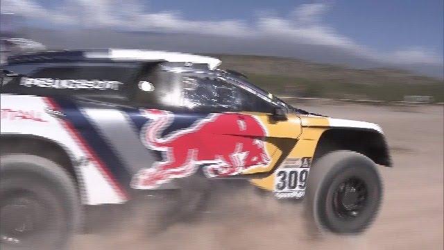 2017 Dakar, Stage 3