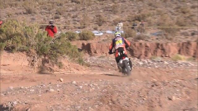 2017 Dakar, Stage 4