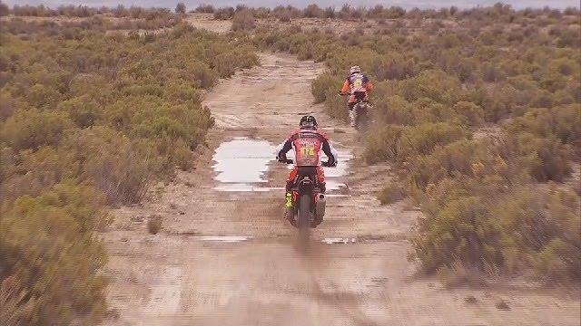 2017 Dakar, Stage 7