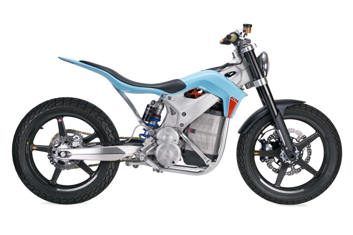 alta motors redshift st