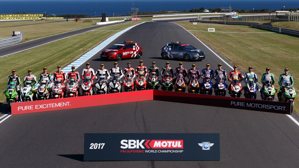 Race report: Phillip Island World Superbike