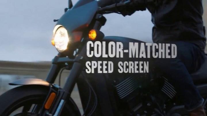 Harley-Davidson Street Rod debuts