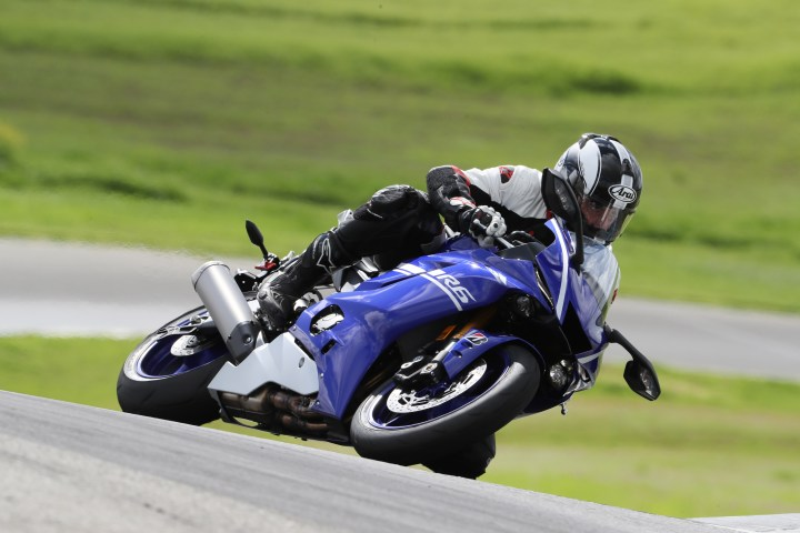 First ride: 2017 Yamaha YZF-R6