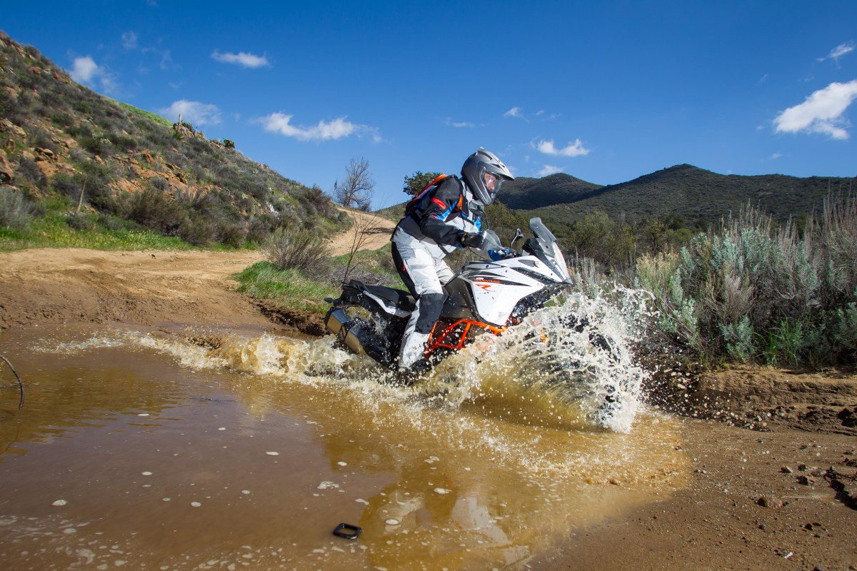 First ride: 2017 KTM 1090 Adventure R