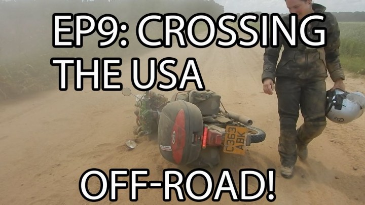 Video: Ed and Rachel do the Trans-America Trail