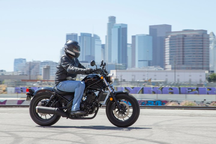 First ride: 2017 Honda Rebel