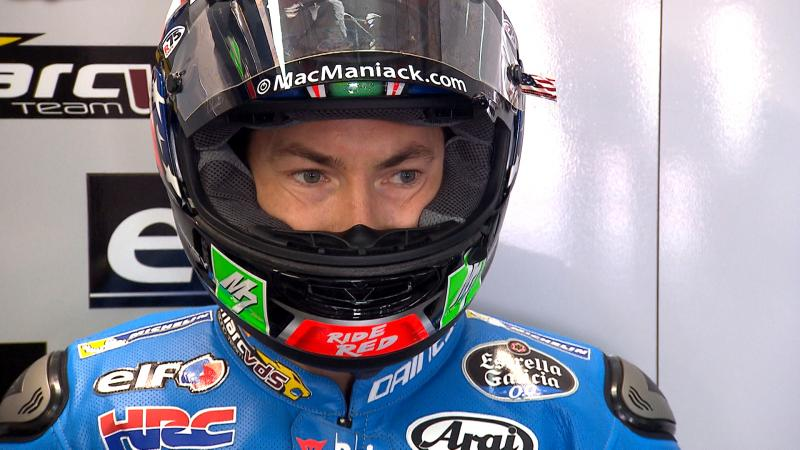 Nicky Hayden in serious condition after bicycle crash