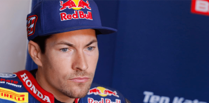 Nicky Hayden dies from his injuries