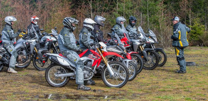 How to get better at motorcycling
